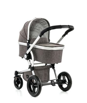 Moon stroller Cool with aluminium carrycot -