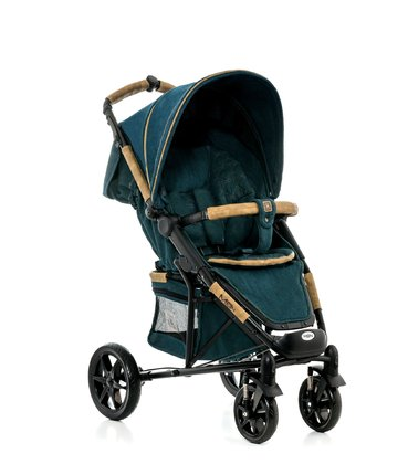 Moon buggy Flac Special - This stroller will have all eyes on itself – it will convince you through its striking design, lovely details and high-quality manufacture.