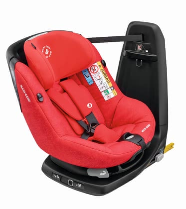 Maxi Cosi AxissFix siège d'enfant i-Size Nomad Red 2019 - Image de grande taille