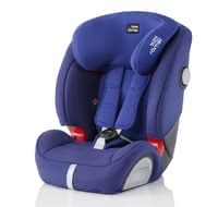 Britax Römer Evolva 1-2-3 SL SICT - The new favourite of every parent – even better now. An optimum side-impact protection and the soft-latch Isofix system will provide even more safety.