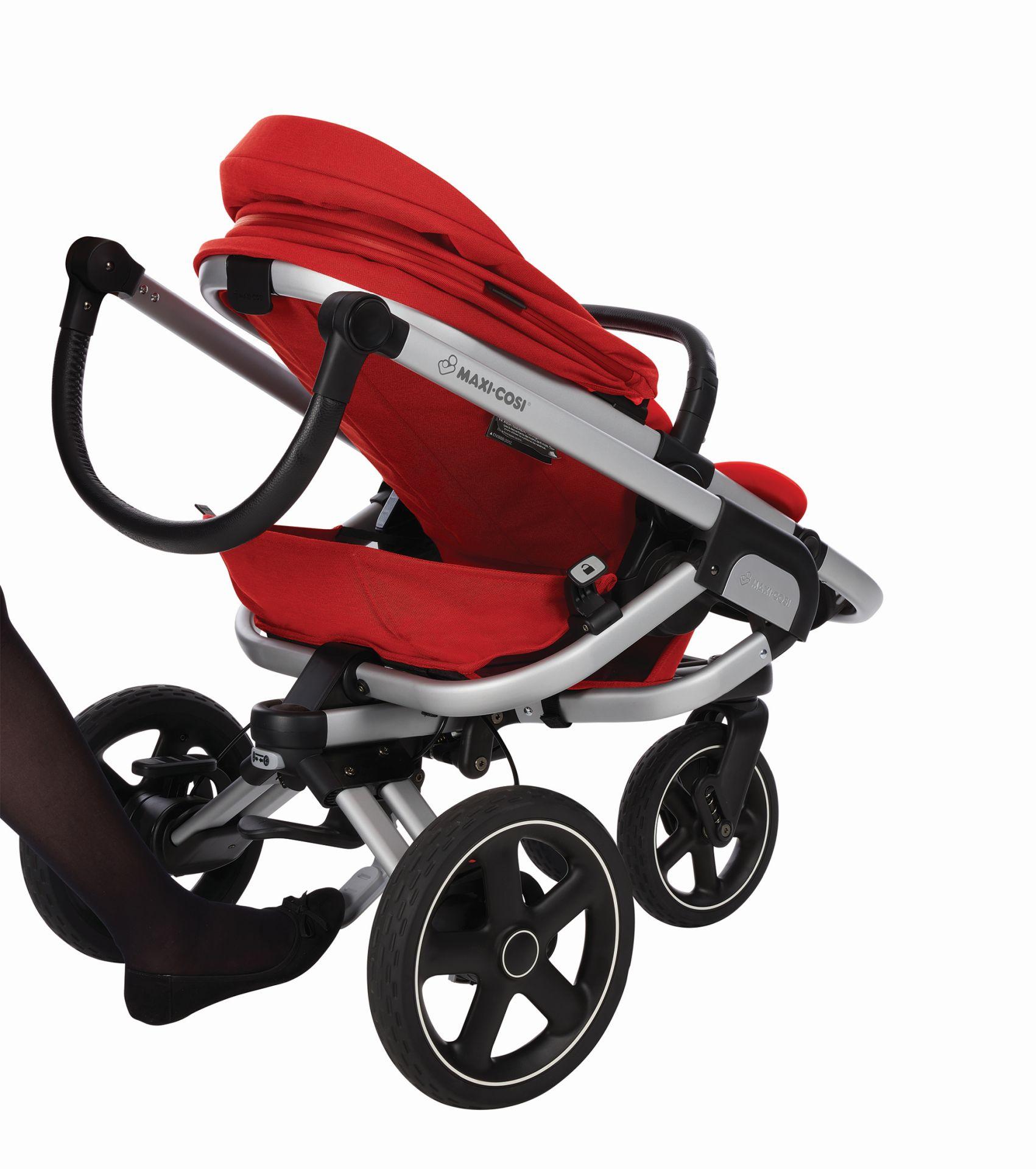 poussette maxi cosi nova 3 roues acheter sur kidsroom poussettes. Black Bedroom Furniture Sets. Home Design Ideas