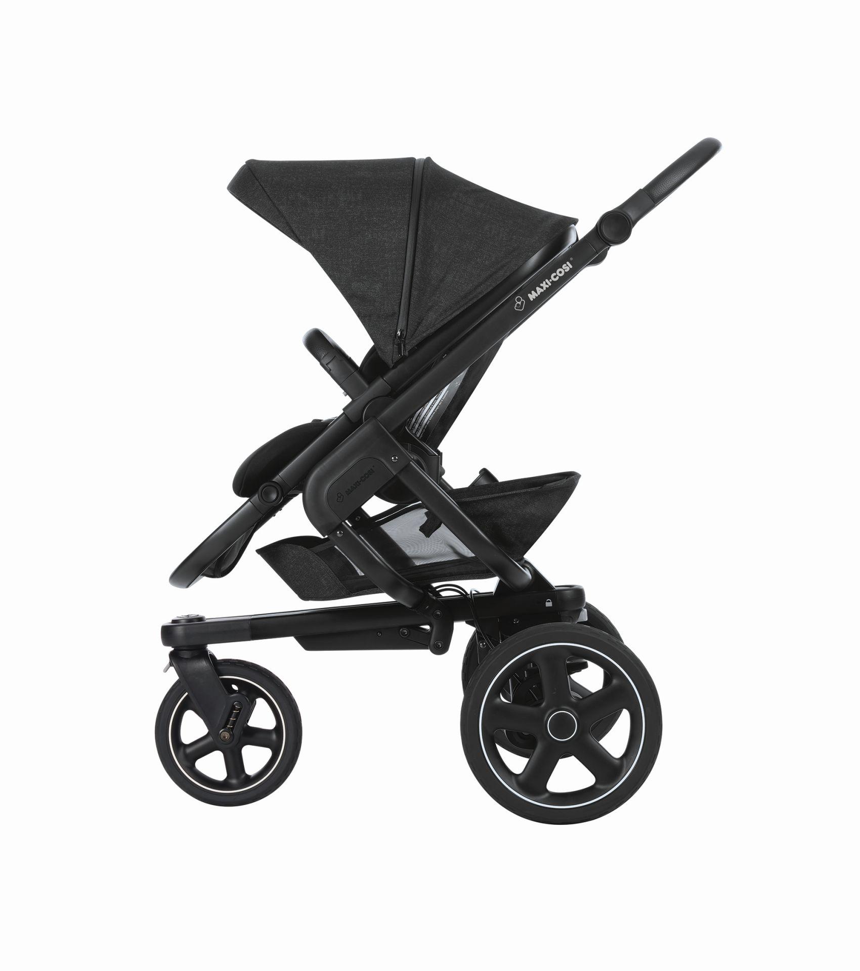maxi cosi kinderwagen nova 3 rad 2018 nomad sand online kaufen bei kidsroom kinderwagen. Black Bedroom Furniture Sets. Home Design Ideas
