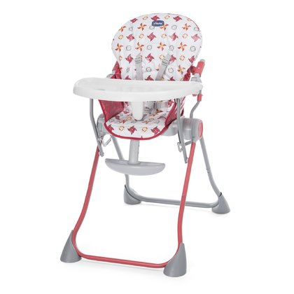 Chicco high chair Pocket Meal Red 2017 - 大圖像