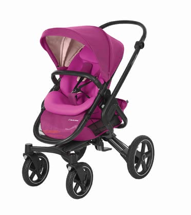 Poussette Maxi-Cosi Nova 4-roues Frequency Pink 2018 - Image de grande taille