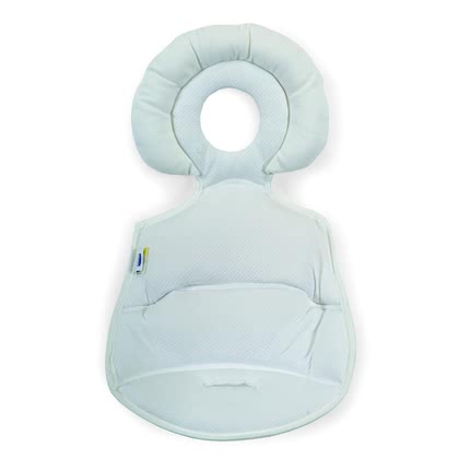 Chicco Sitzverkleinerer für Babyschale  - From birth up to a body weight of 6 kgthe new born insert keeps your children always in the correct position. Head, neck and back are supported ideal.