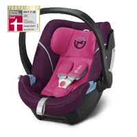 Cybex infant carrier Aton 5 - Cybex infant carrier Aton 5 – A flat lying position and the linear side-impact protection will make this infant carrier very special.