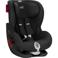 Britax Römer Kindersitz King II LS -Black Series- - The Roman seat of King II LS offers your little passenger many relaxed trips in the car.