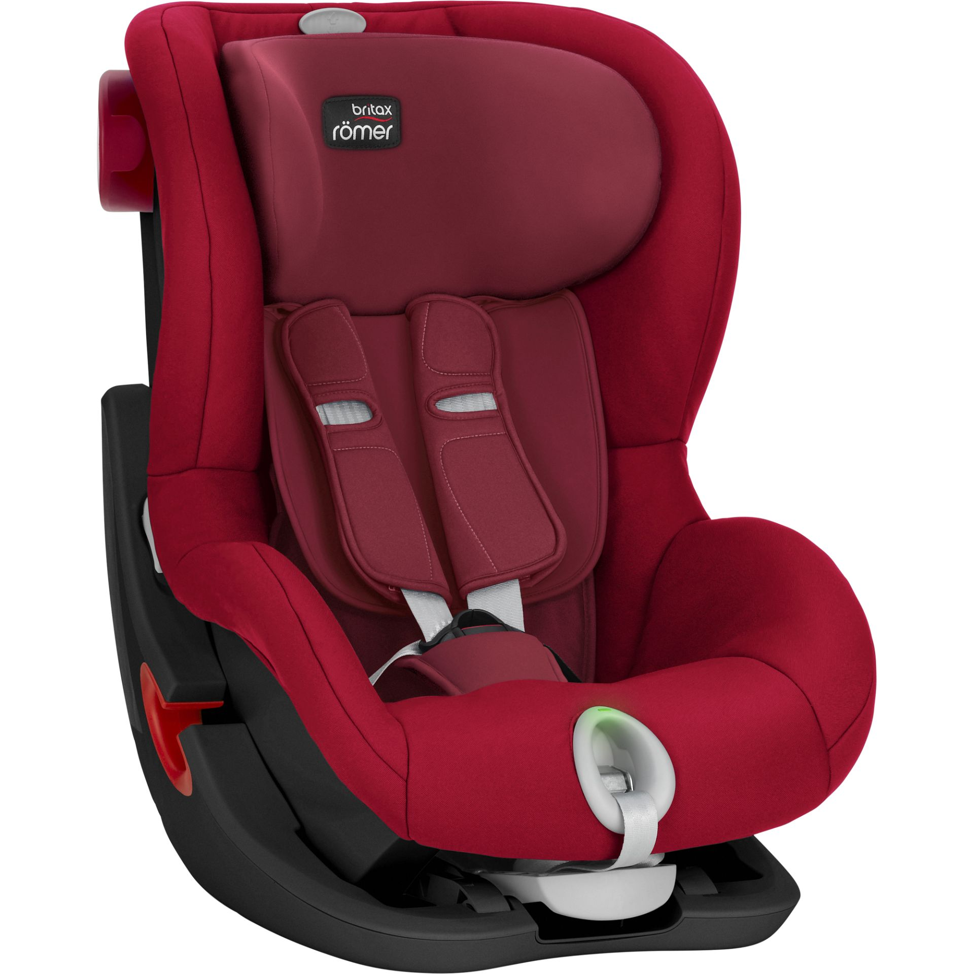 Si ge d enfant britax r mer king ii ls black series for Siege enfant