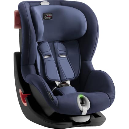 Silla de coche King II LS – Black Series – Britax Römer Moonlight Blue 2018 - Imagen grande