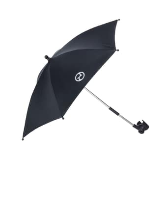 Cybex parasol - The parasol is essential in summer. The design is combined with an easy handling.