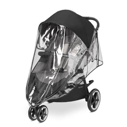Cybex Regenverdeck für Agis M-Air - The Cybex Raincover Your Angel protects against wind and weather -a perfect accessories for your stroller.