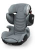 kiddy Kindersitz Cruiserfix 3, Design: Steel Grey