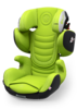 kiddy Kindersitz Cruiserfix 3, Design: Lime Green