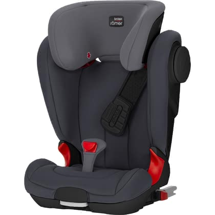 Britax Römer детское автокресло Kidfix II XP SICT-Black Series Storm Grey 2019 - большое изображение