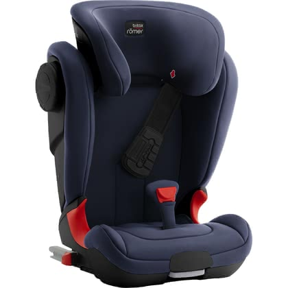 Britax Römer детское автокресло Kidfix II XP SICT-Black Series Moonlight  Blue 2019 - большое изображение