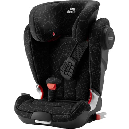 Britax Römer детское автокресло Kidfix II XP SICT-Black Series Crystal Black 2019 - большое изображение