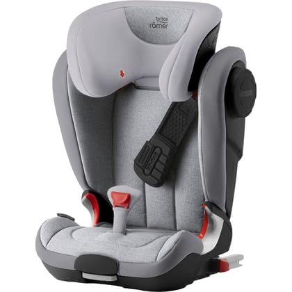 Britax Römer детское автокресло Kidfix II XP SICT-Black Series Grey Marble 2019 - большое изображение