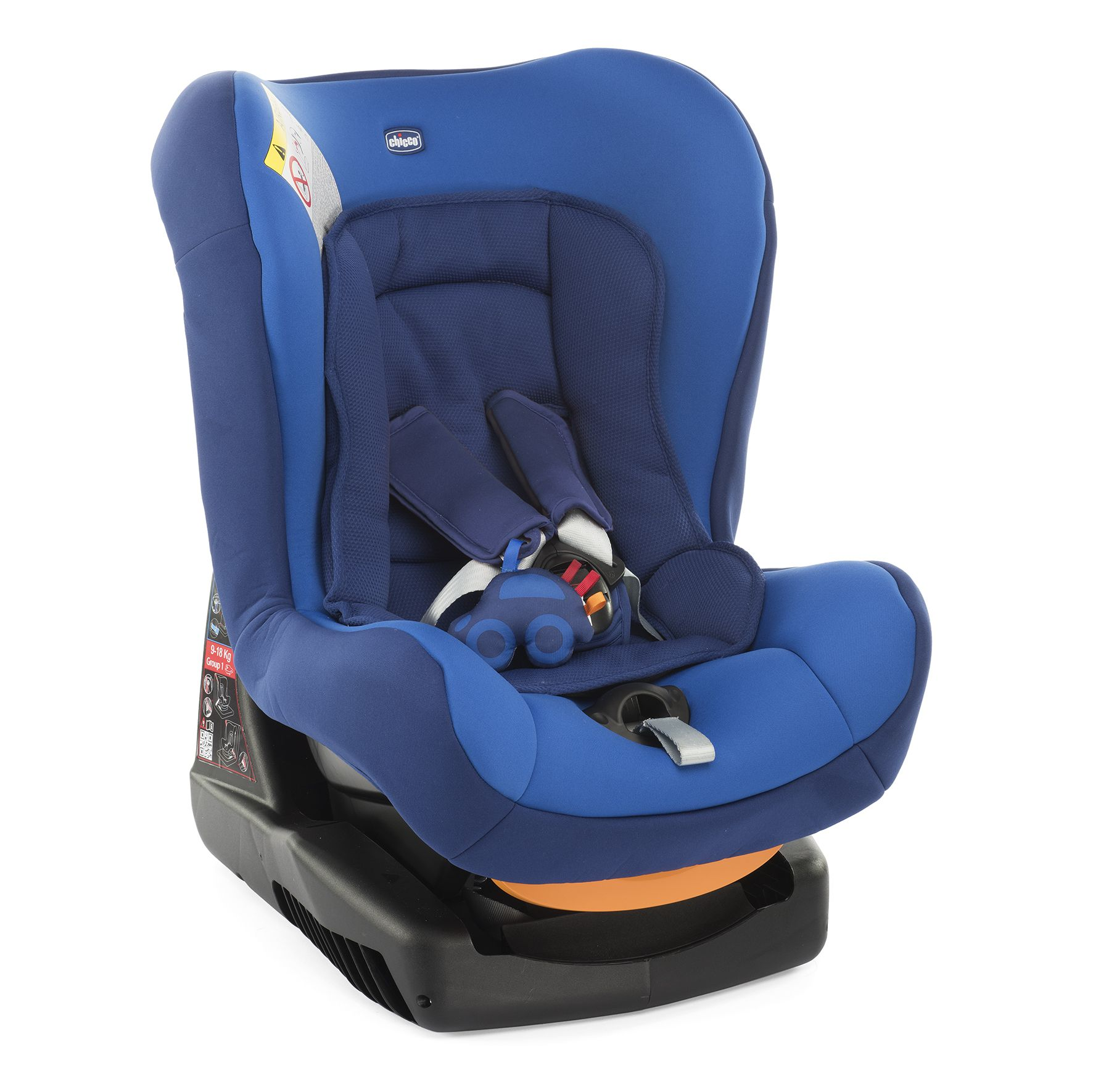 Si ge d enfant chicco cosmos gr 0 1 2018 power blue for Siege enfant