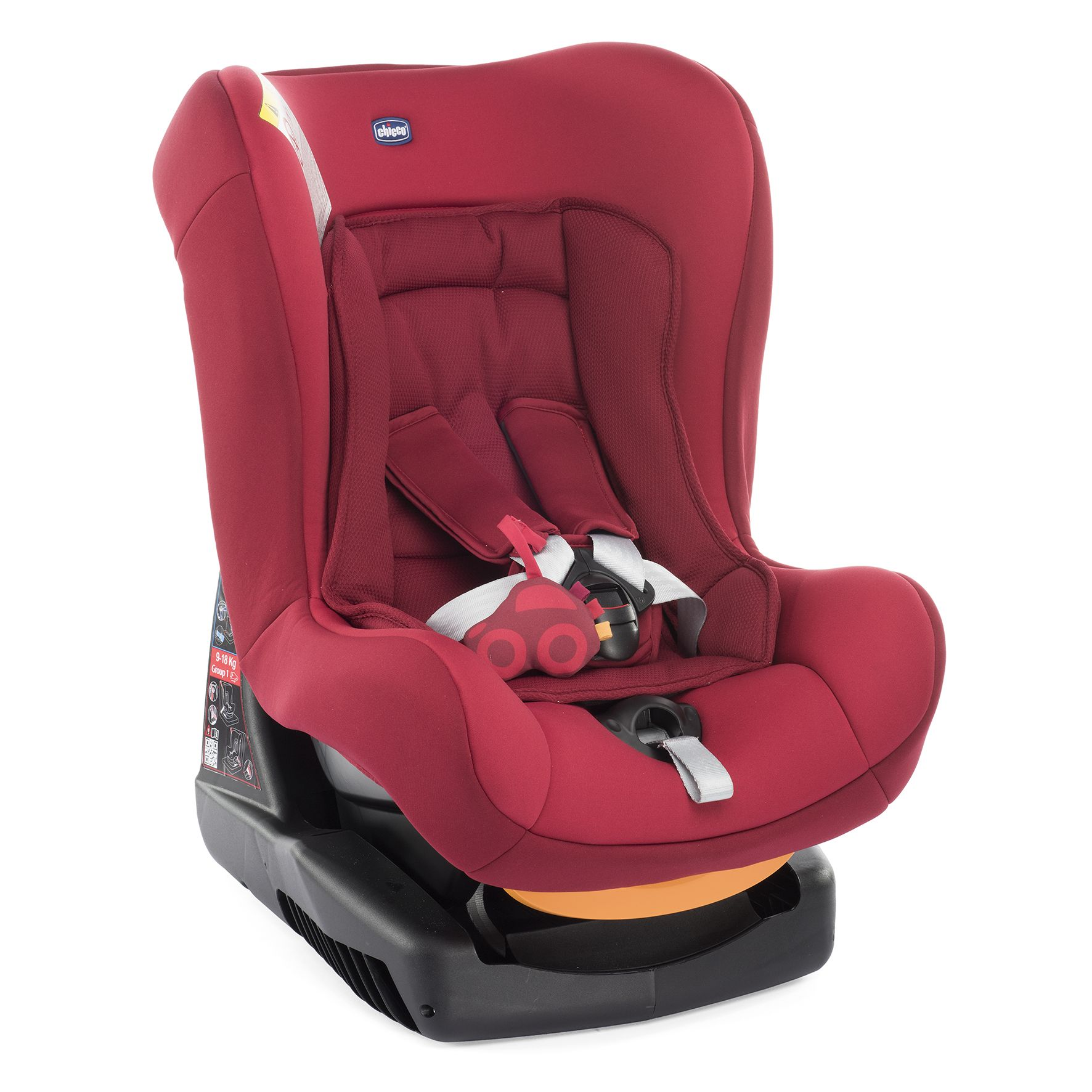 Si ge d enfant chicco cosmos gr 0 1 2018 red passion for Siege enfant