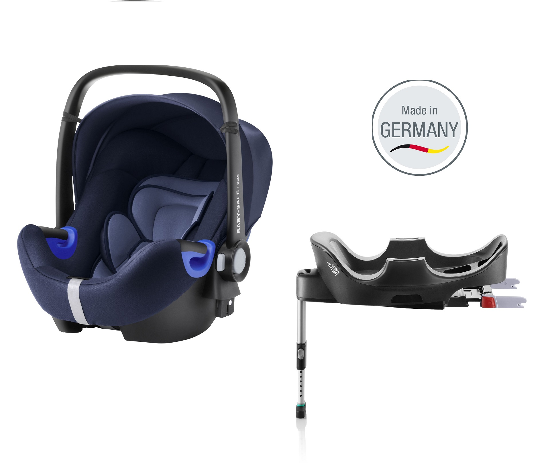 britax r mer babyschale baby safe i size inkl flex base. Black Bedroom Furniture Sets. Home Design Ideas