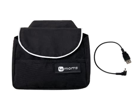 4moms bag with USB charging cable 2017 - Image de grande taille