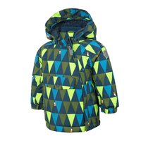 Color Kids Jacke RAIDONI mit Teddyplüsch  - * Die Color Kids Winterjacke RAIDONI ist kuschelig gefüttert und mit dem All-Over Print ein absoluter Blickfang.