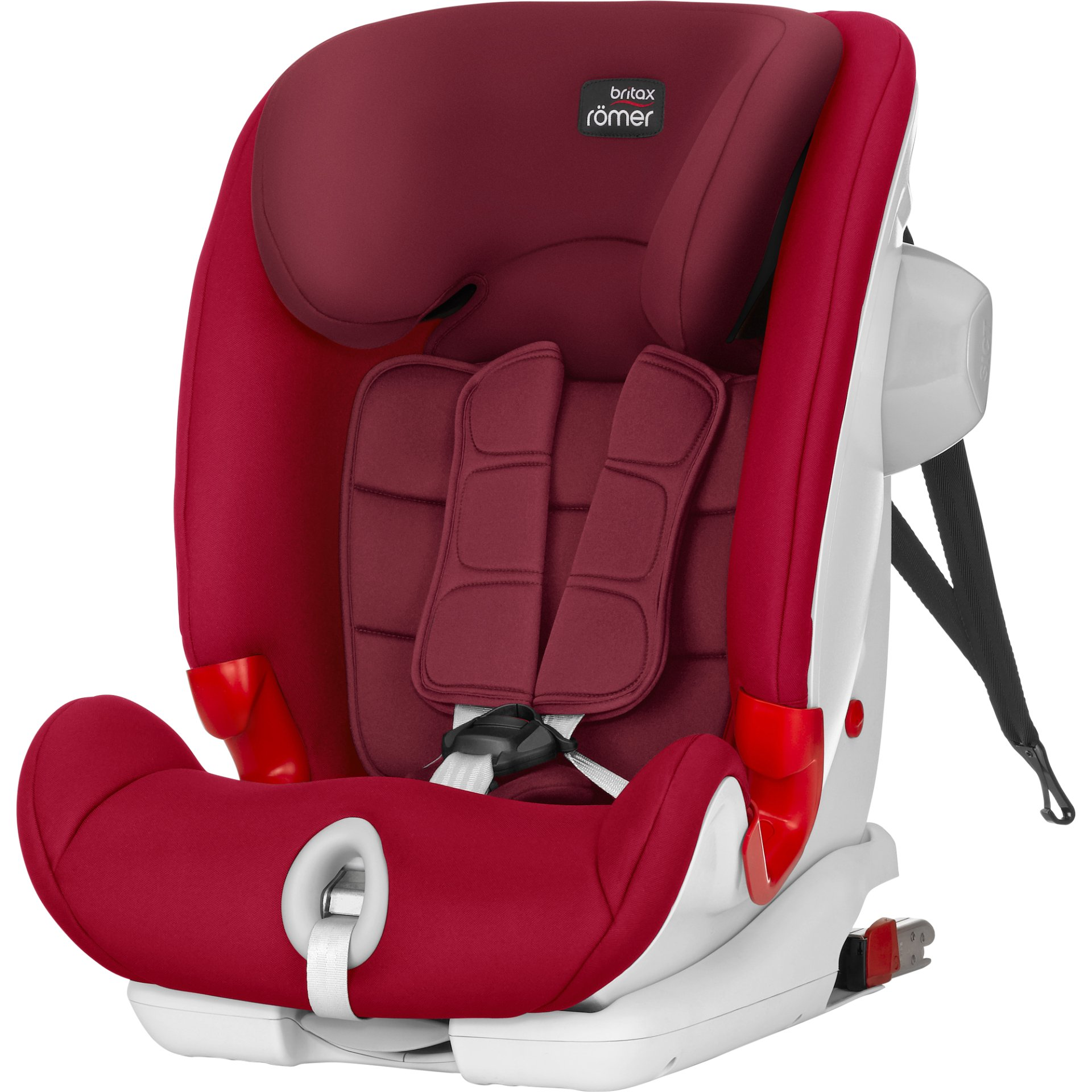 britax r mer kindersitz advansafix iii sict 2018 flame red. Black Bedroom Furniture Sets. Home Design Ideas