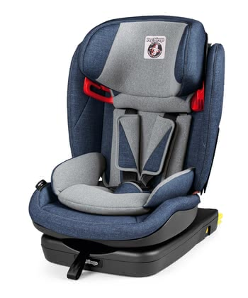 Peg-Perego Kindersitz Viaggio 1-2-3 Via Urban Denim 2018 - Großbild
