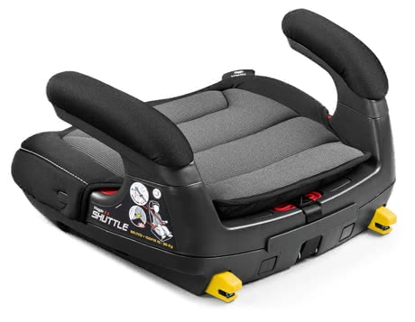 Peg-Perego 2-3 Shuttle booster seat - The comfortable Peg-Perego 2-3 Shuttle booster seat provides an optimal support in your vehicle with its integrated Surefix-attachments.