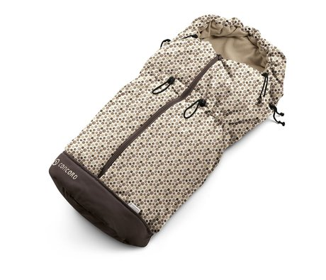 Concord Fußsack HUG - The fancy Cosytoes is suitable for all buggies from the Concord House.