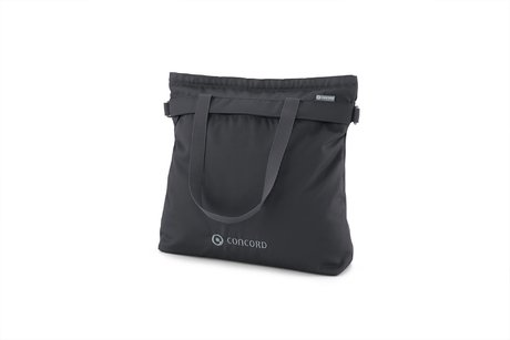 Concord Wickeltasche SHOPPER - Whether worn on the buggy or over your shoulder - the send and spacious Concord diaper bag is a must for all parents.