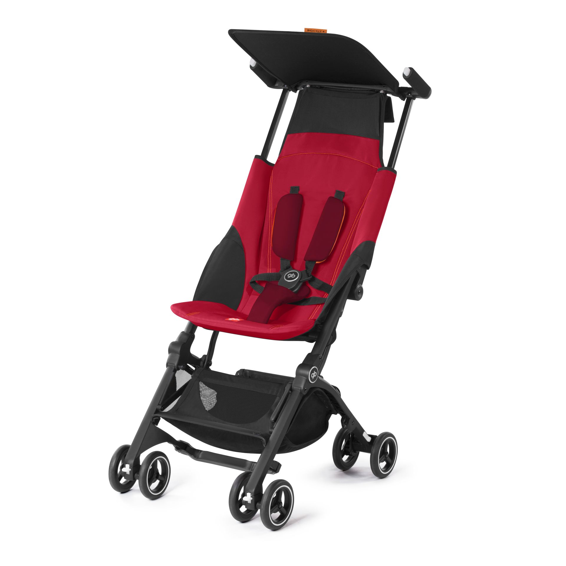 Silla de paseo Pockit gb by Cybex Dragonfire Red red
