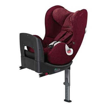 Cybex Kindersitz Sirona Plus - Security without constricting comfort when inserting into the child and especially chic durable materials - all that the Cybex child seat Sirona plus fea...