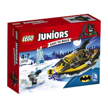 LEGO Juniors Batman gegen Mr. Freeze 2017 - Großbild