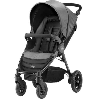 Britax B-MOTION4 Denim-Kollektion Black Denim 2017 - Großbild