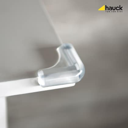 Hauck protection pour des biseaux pour des meubles Corner Me 3 - Le Hauck coin Me 3 fournit une assistance simple mais efficace dans la protection contre les blessures causées par des bords et des coins pointus.