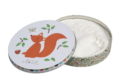 Baby Art Magic Box Fifi Mandirac- Limited Edition Squirrel - Großbild