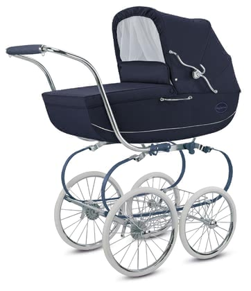 "Inglesina poussette Classica – la collection ""Blue Label"" Blue 2020 - Image de grande taille"