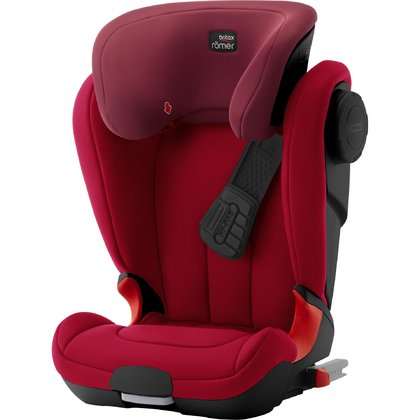 Britax Römer детское автокресло KIDFIX XP SICT-Black Series Flame Red 2019 - большое изображение