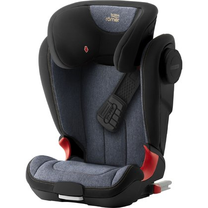 Britax Römer детское автокресло KIDFIX XP SICT-Black Series Blue Marble 2019 - большое изображение