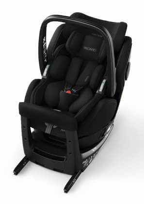 Recaro Kindersitz Zero.1 Elite i-Size Performance Black 2018 - Großbild