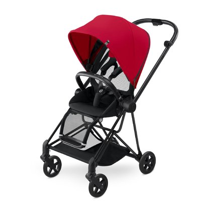 Cybex Platinum Buggy MIOS Komplettset inkl. Color Pack Infra Red_red 2017 - Großbild
