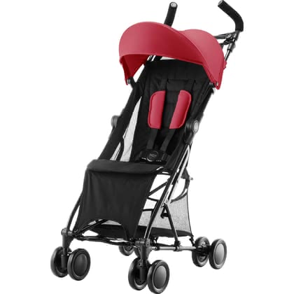 Britax Römer Buggy Holiday Flame Red 2018 - Großbild