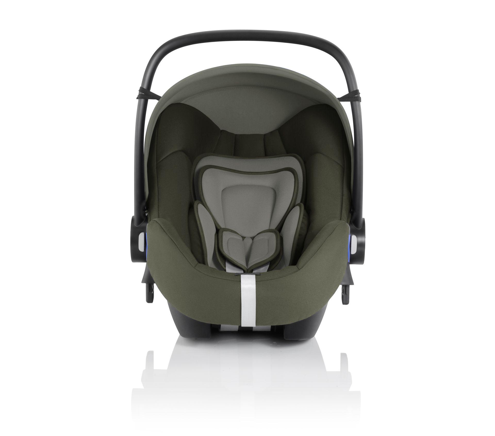 britax r mer babyschale baby safe i size 2018 olive green online kaufen bei kidsroom kindersitze. Black Bedroom Furniture Sets. Home Design Ideas