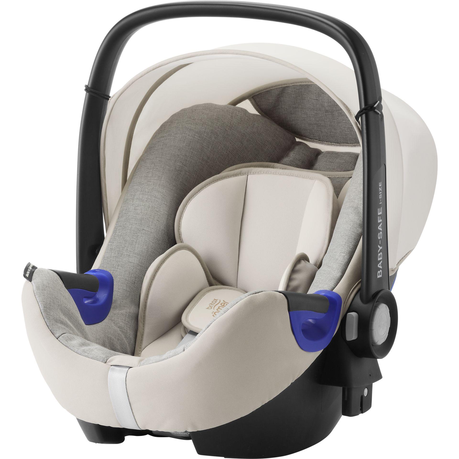 britax r mer babyschale baby safe i size 2018 sand marble. Black Bedroom Furniture Sets. Home Design Ideas