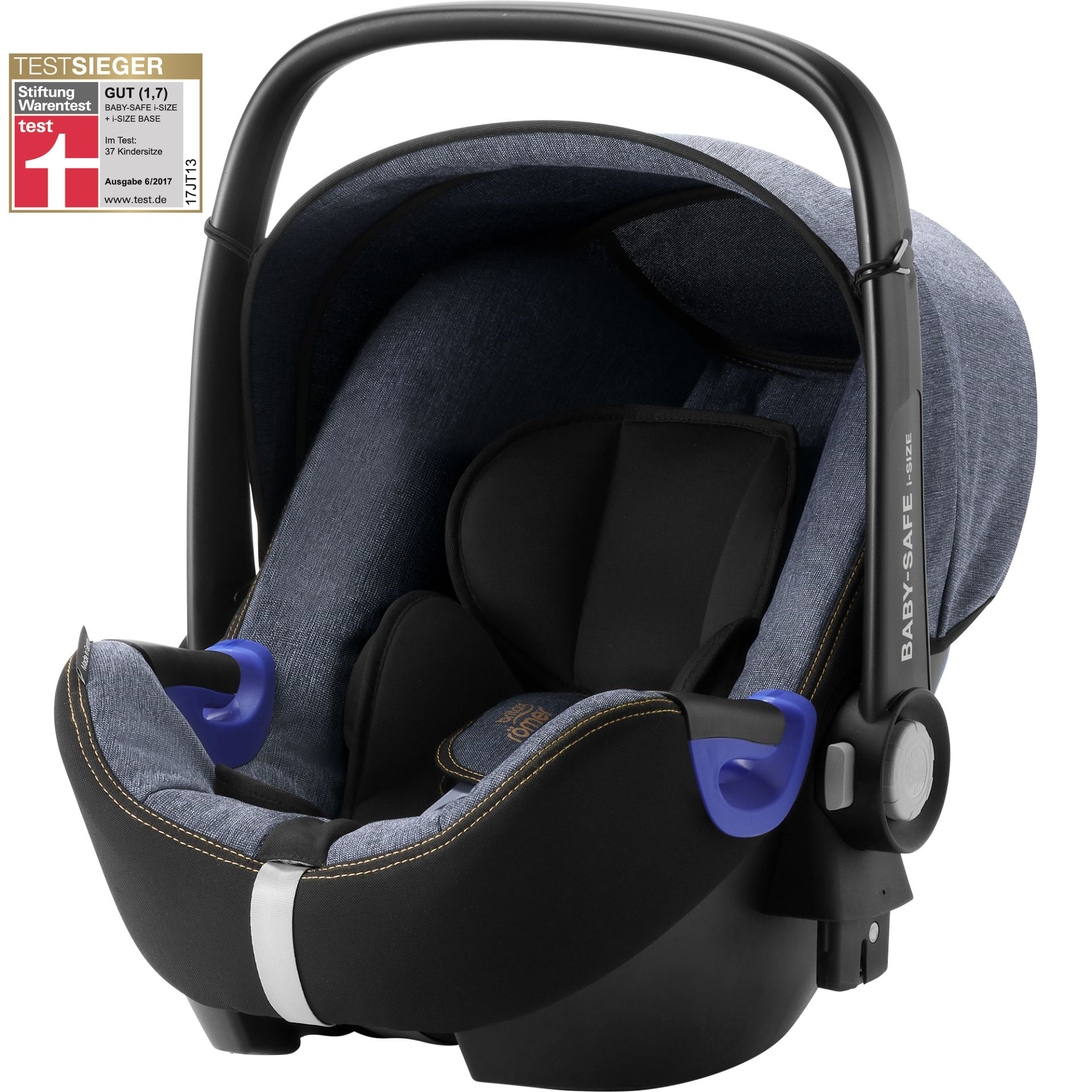 britax r mer babyschale baby safe i size 2018 blue marble online kaufen bei kidsroom kindersitze. Black Bedroom Furniture Sets. Home Design Ideas