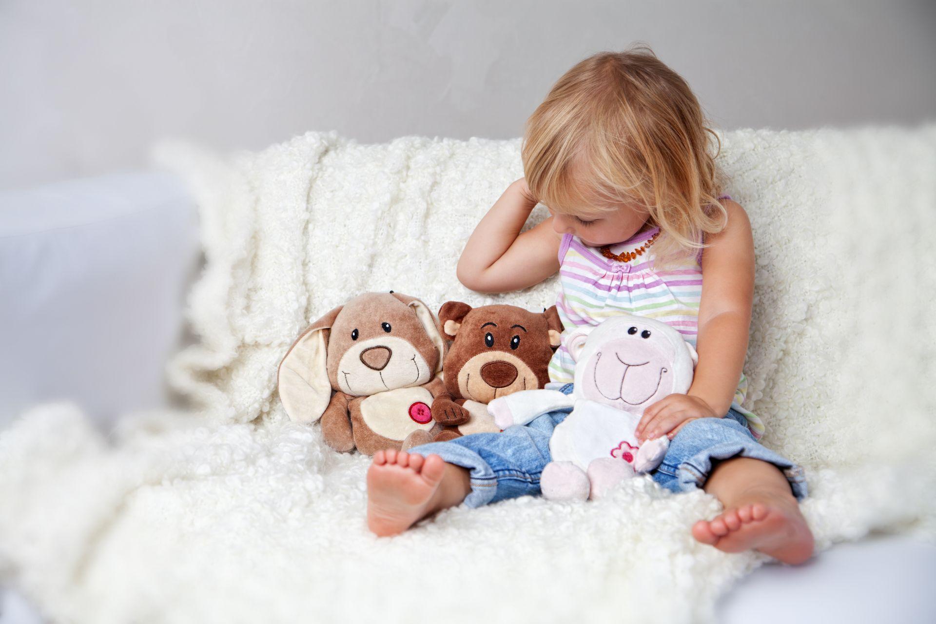 gr nspecht w rme kuscheltier f r babys mit rapssamen. Black Bedroom Furniture Sets. Home Design Ideas