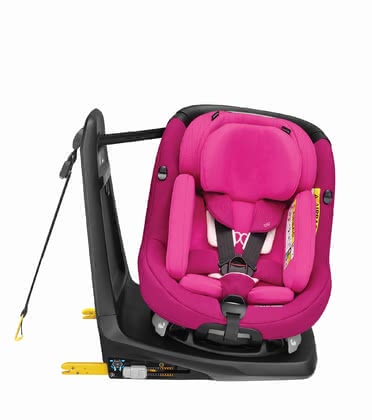 Детское автокресло Maxi Cosi Axissfix Plus Frequency Pink 2018 - большое изображение