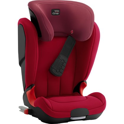 Britax Römer Kindersitz Kidfix XP – Black Series Flame Red 2019 - Großbild