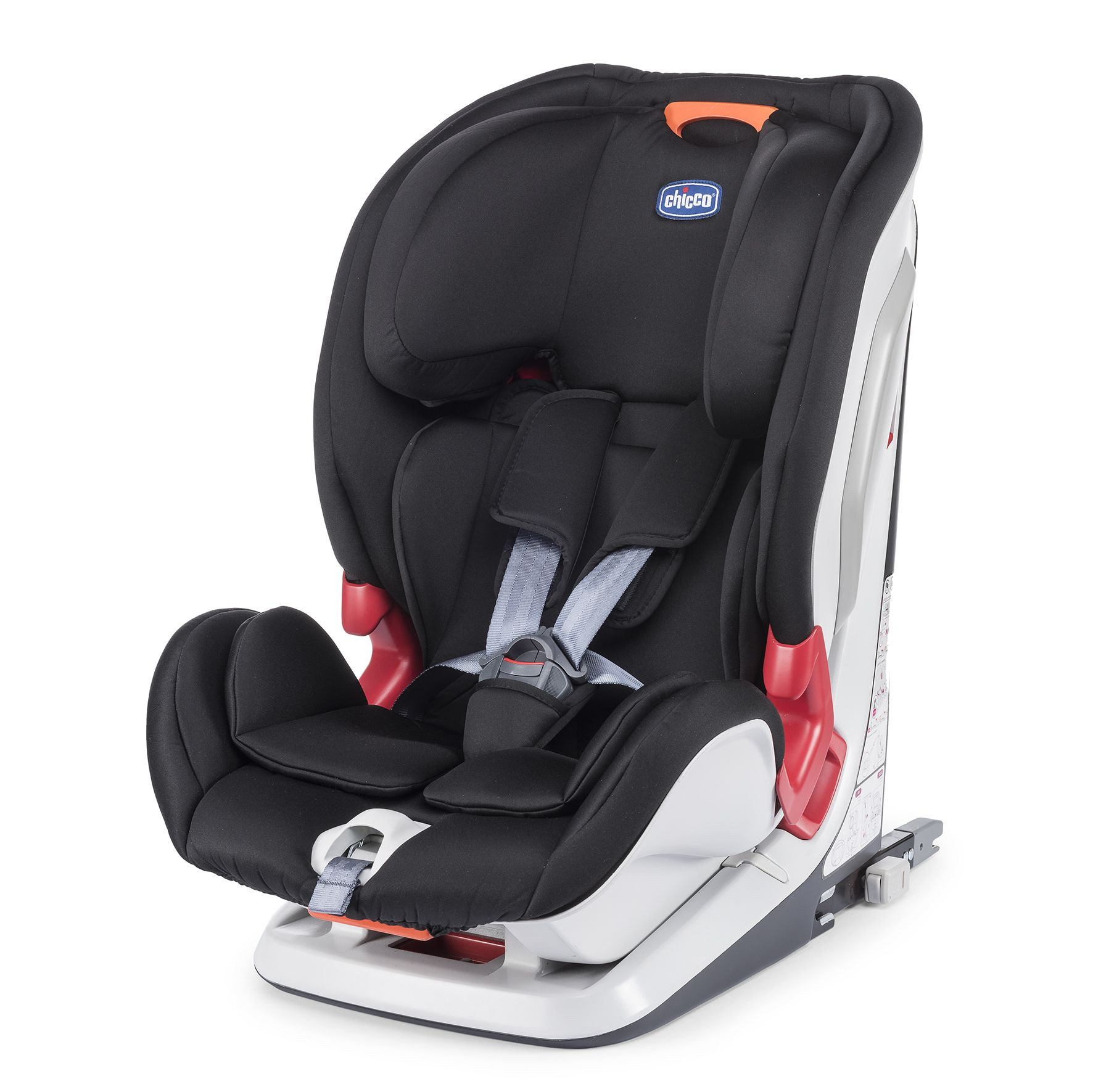 Fisher Price Car Seat Installation